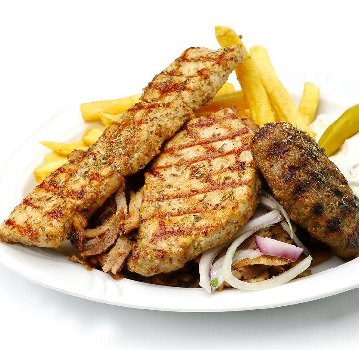 Burger Mykonos Grill Haus Kleve – EOC